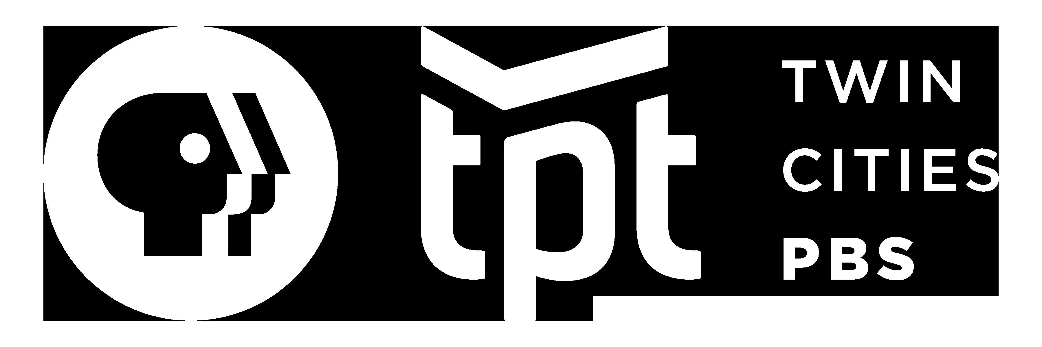 TPT Logo White