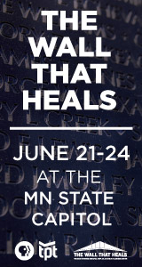 The Wall That Heals June 21-24