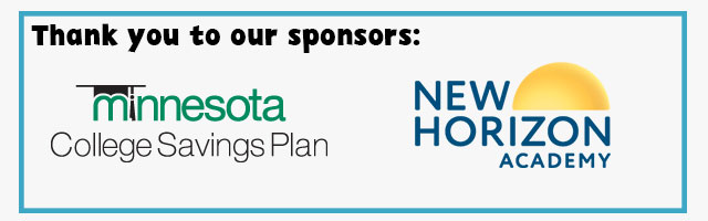 Sponsors: Minnesota College Savings Plan and Mounds Park Academy