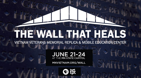 The Wall That Heals Vietnam Veterans Memorial Replica June 21-24