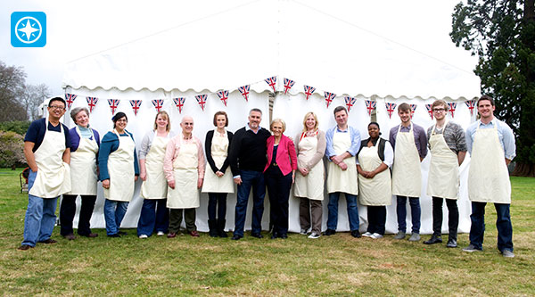 The Great British Baking Show Season 5 Premiere – Cakes & Bread